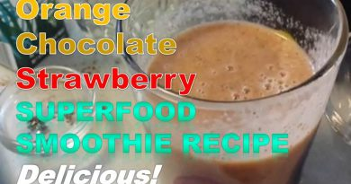 Not Yo Mama's Superfood Smoothie Recipe