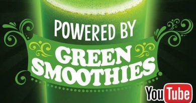Powered By Green Smoothies FULL MOVIE