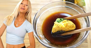 Quick Snack Vegan Sushi