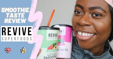 Revive Superfoods Honest Smoothie Review | Taste Test | May 2020