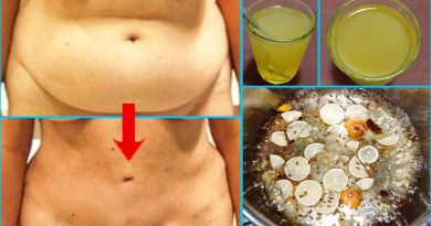 Secret Weight Loss Drink, Lose 10kg In 7 Days Permanently I Burn Belly Fat Quick And Easy