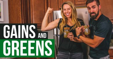 The BEST POST WORKOUT Greens Smoothie w/ Simple Green Smoothies