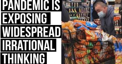 Toilet Paper Crisis & Pandemic Responses Exposing Flawed Thinking