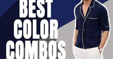 Top 4 Men's Summer Color Combinations For Your Skin Tone | Ashley Weston & Dorian