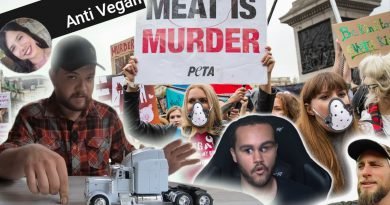 Vegans vs. Truck & Reality: Final Nail in the Coffin | Anti Vegan, hr 2