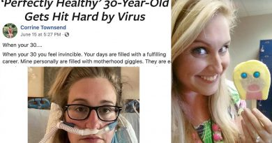 Virus Ravages Another 'Healthy' 30 Year Old