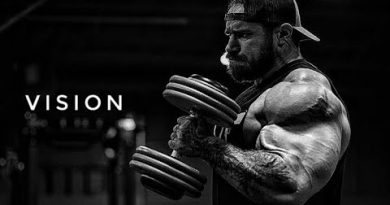 WHAT IS YOUR VISON ?! [HD] BODYBUILDING MOTIVATION