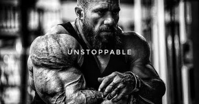 WHAT IT TAKES TO BE UNSTOPPABLE [HD] BODYBUILDING MOTIVATION