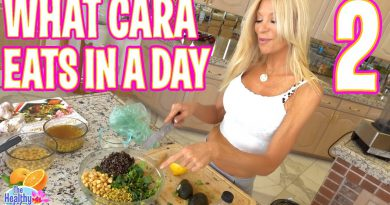 What Cara Eats in a Day II
