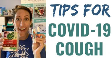 What to Take for COVID Cough - Is Your Cough a Cold, Allergies, Sahara Dust OR COVID?