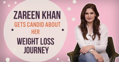 Zareen Khan gets candid about her weight loss journey | Pinkvilla | Fashion | Bollywood