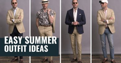 5 EASY & Stylish Summer Outfits for Men | Men's Style & Summer Lookbook 2020