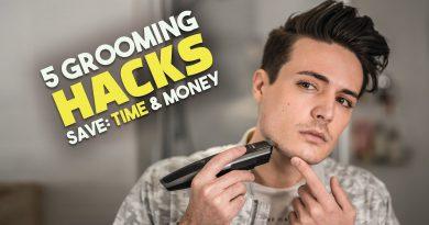 5 Grooming Hacks That Save Time & Money | Men's Lifestyle | BluMaan 2018