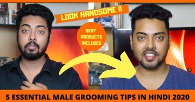 5 best Men grooming essential Tip 2020 |Indian Male Grooming Tips hindi