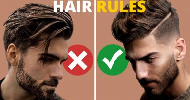 7 Hair Style Rules Every Man Should Follow
