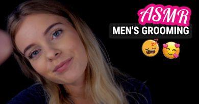 ASMR Men's Grooming Roleplay - Whispered