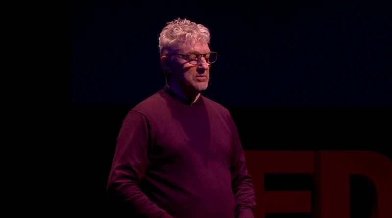 Anxiety. Why Men Don't Get It | Bob Scott | TEDxCoventry