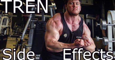 BAD TREN SIDE EFFECTS... QUITTING TREN + IGF-lr3 CYCLE Bodybuilding Transformation Documentary Ep1