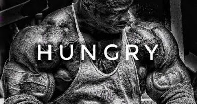 BE HUNGRY [HD] BODYBUILDING MOTIVATION