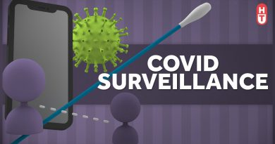 COVID-19 Surveillance and the Difficulty of Contact Tracing