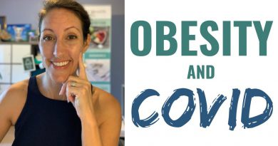 COVID NEWS : Obesity & COVID - How to Lower Obesity Related Metabolic Risk Factors