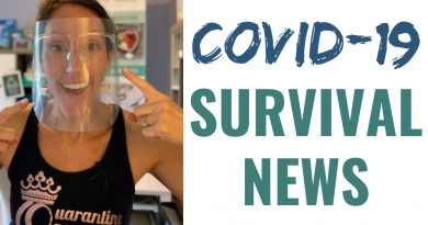COVID SURGE NEWS:  The COVID Survivor Experience and LONG HAULER Symptoms