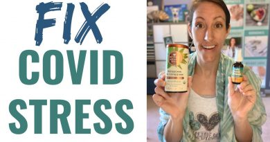 COVID SURGE UPDATE: The Role of Stress On Your Immunity | How to Lower Stress Naturally