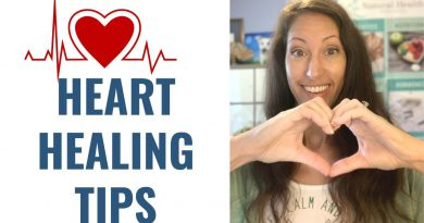 COVID & Heart Tissue Damage : Natural Ways to Heal Your Heart