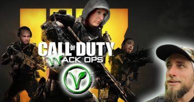 Cult of Duty: Vegan Wack Ops