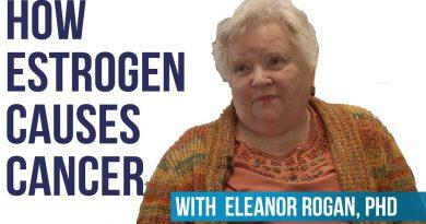 Estrogen as a Carcinogen in Women & Men w/ researcher Eleanor Rohan, PhD