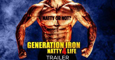 Generation Iron: Natty 4 Life - Official Trailer #2 (HD) | Bodybuilding Documentary