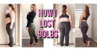 HOW I LOST 90 LBS   MY WEIGHT LOSS JOURNEY   @_HEALTHY_MEL_