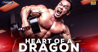 Hidetada Yamagishi: Heart Of A Dragon | Bodybuilding Documentary