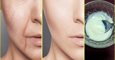 Home Remedy Anti Wrinkle Face Mask To Reduce Facial Wrinkles Naturally