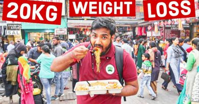How I LOST 20 kgs eating STREET FOOD | My Weight Loss Journey