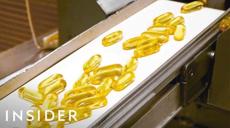 How Vitamins Are Made | The Making Of