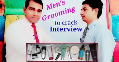 How to look HANDSOME : Men Grooming for Interview Day Cabin Crew |