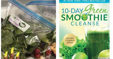 JJ SMITH 10 DAY GREEN SMOOTHIE CLEANSE PREP!