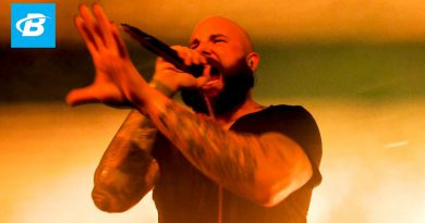 Jake Luhrs of August Burns Red   Energy to Perform Documentary   C4® Presents
