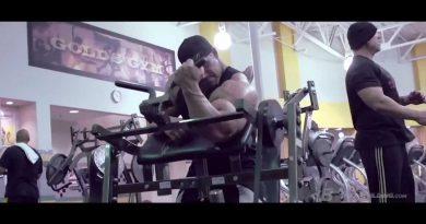 Jay Cutler bodybuilder documentary 2/4 LIVING LARGE