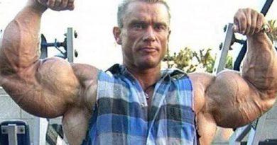 Lee Priest - I JUST LOVE TO TRAIN - Bodybuilding Motivation