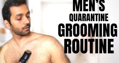 MY QUARANTINE GROOMING ROUTINE | Trimming my Beard at Home | Men's Grooming Routine 2020 | ANKIT TV