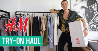 NEW H&M Try-On Haul 2020 + 7 Outfits | Men's Casual Fashion Inspiration