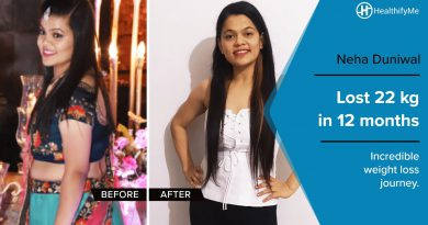 Neha Duniwal's Incredible Weight Loss Journey   HealthifyMe