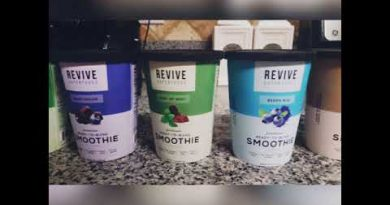 Revive superfood smoothie