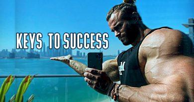 SUCCESS STORY OF CALUM VON MOGER - BODYBUILDING MOTIVATION 2020