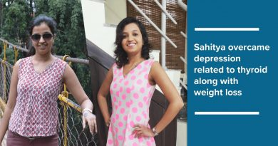 Sahitya's Incredible Weight Loss Journey With Thyroid | HealthifyMe