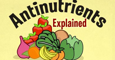 The Brilliance of Nature and Antinutrients