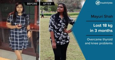 Transformation Stories | Mayuri's Incredible Weight Loss Journey with Thyroid | HealthifyMe