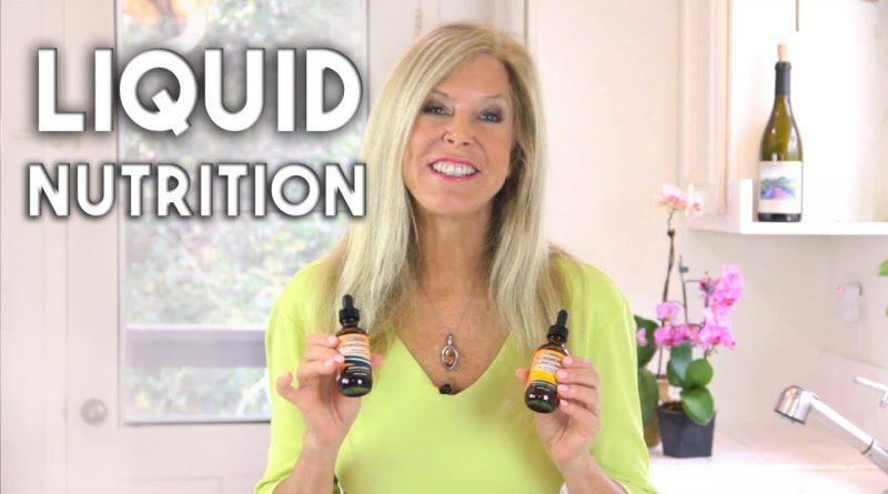 Vitamins and Supplements - Liquid Not Pills   SBR Nutrition